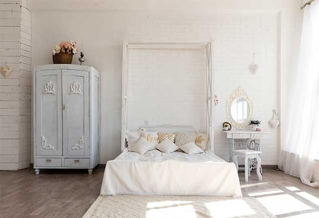 Yatak Odası Tasarımında Renk Seçimi